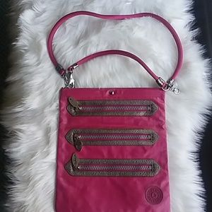 Pink Shoulder Bag by Kipling